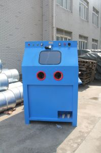 Wet Basting Cabinet Colo-1212W Water Blasting Machines Cabinas De Chorreado pictures & photos