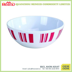 Daily Use 6 PCS Melamine Mixing Bowl pictures & photos