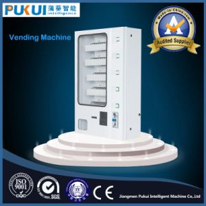 Hot Sale Drink Beverage Can Snackwall Mounted Small Vending Machine pictures & photos
