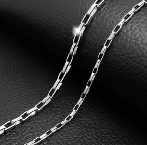 Link Chain Necklace Fashion Accessories 316L Stainless Steel 2.0mm 3.0mm pictures & photos