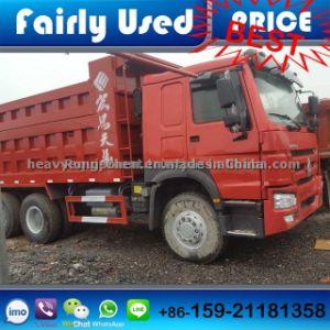 Used Heavy Construction Equipments Sinotruck HOWO Dump Truck