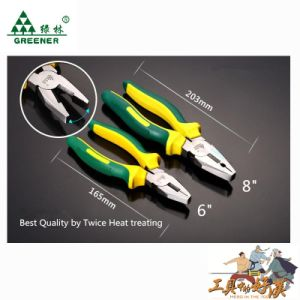 Greener High Quality Wire Plier Cutting Pliers pictures & photos