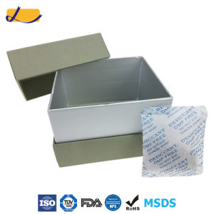 Silica Gel Desiccant Packet for Packing Box pictures & photos
