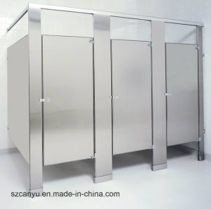 Aluminum Toilet Partition, Wood Toilet Partition, for Customized pictures & photos