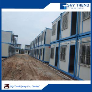 Un Supplier of Flat Pack Prefab Modular Container House pictures & photos