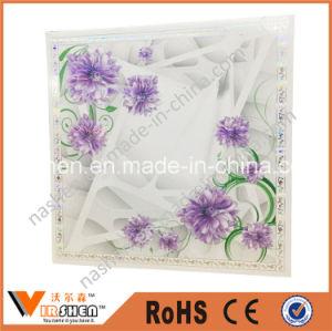 Classic Elegant Printing PVC Wall Panels Plastic Ceiling Panel, Beautiful Pattern Design PVC Panel pictures & photos