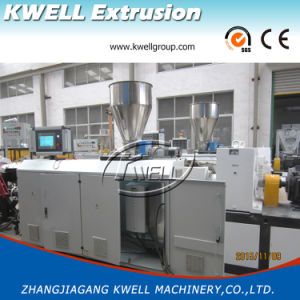UPVC/PVC Pipe/Tube Production and Extrusion Machine pictures & photos