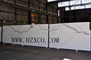 White Marble, New Calcata Gold Marble pictures & photos