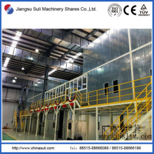 Shanghai Huizhong Chassis Automatic Painting Coating Production Line pictures & photos