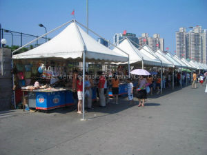 5m X 5m Summer Gazebo Tent for Advertisement and Promotion Purpose