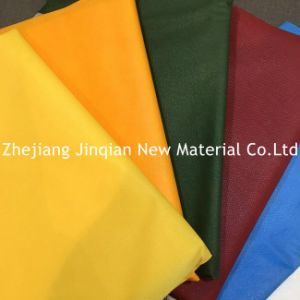 China Manufacturer Protective Coverall Material Waterproof PE Lamination Non Woven Fabric pictures & photos