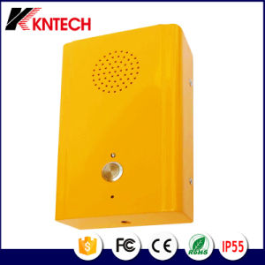 VoIP Emergency Phone Electronic Security Products Knzd-13 Kntech pictures & photos