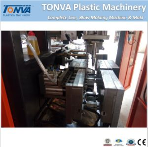 0.3ml 4-Die Heads Pipetter Pasteur Extruder Plasitc Blowing Machine pictures & photos