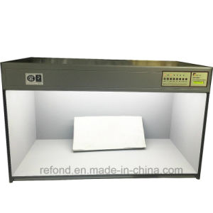 High Quality Color Assessment Cabinet pictures & photos