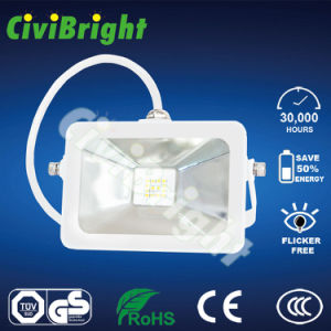 High Quality CREE Chips/Epistar Chips IP65 10W LED Floodlight /2 Years Warrantyled Floodlight 10W pictures & photos