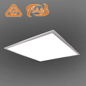 Rcm SAA 600X600 100-130lm/W High Lumen Output LED Panel Light, 3 Year Warranty pictures & photos
