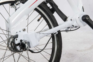 Inner 3 Speed 20′′ Folding Bike, China Wholesale Folding Bicycle pictures & photos