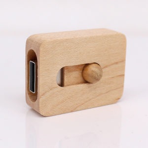 Wholesale Wooden USB Flash Drive with Your Logo pictures & photos