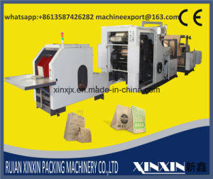 Made in Wenzhou Square Bottom Paper Bag Making Machine, Paper Bread Bag Making Machine