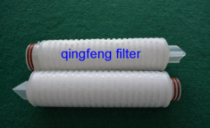 PP Pleated Filter Cartridge for Water Filter System pictures & photos