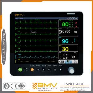 Veterinary ECG Monitor Multi-Parameter Equipment (bmo310) pictures & photos