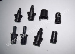Inner and Outer Thread Tube Unscrewing Series High Precision Plastic Injection Mold pictures & photos