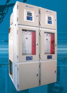 Medium Voltage MV Metal-clad Switchgear Gas Insulated Switchgear pictures & photos