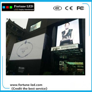 Fortune Outdoor SMD P8 LED Display Screen