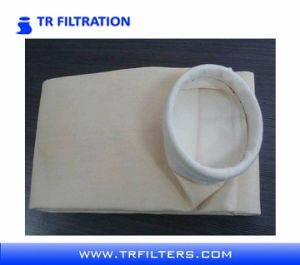 Industrial Needle Felt Polyester PE Dust Filter Bags pictures & photos