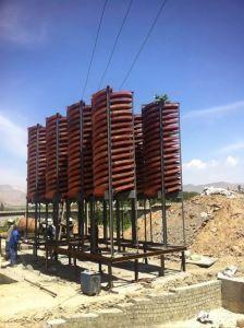 Popular Manufacturer Mining Gravity Separator Machine, Hot Gravity Separator Spiral Chute pictures & photos
