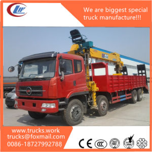 20tons Crane Mounted on Truck pictures & photos
