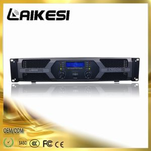 Cmd200 Stage Power Amplifier with Display pictures & photos
