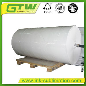 Newly Released Sublimation Transfer Paper with Strong Evenness 50g, 60g, 75g, 100g pictures & photos