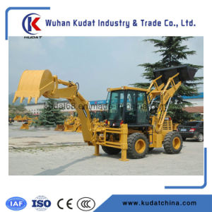 Multi-Function Backhoe Loader for Sales (WZ30-25) pictures & photos