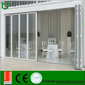 China Bi Fold Window and Door, Aluminium Folding Doors with Tight ...