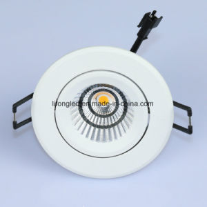 Citizen 7W Dimmable COB LED Panel Ceiling (CE RoHS) pictures & photos