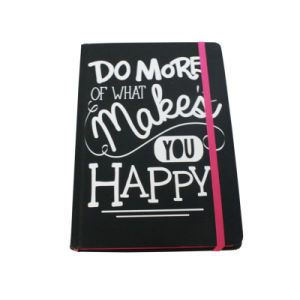 Popular Custom Logo Print Personalized Notebook pictures & photos