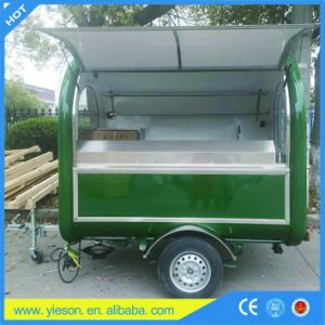 Yieson Custom Fast Food Trailers for Sale pictures & photos