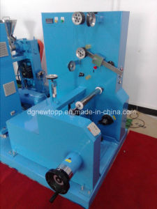 Extrusion Line for Micro-Fine Teflon Coaxial Cable pictures & photos