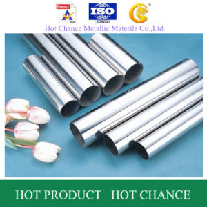 201, 304, 316L Stainless Steel Weld Pipe pictures & photos