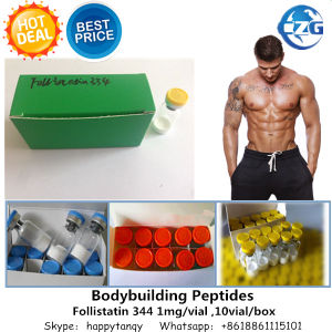 Human Growth Peptide Hormone Peptides Follistatin 344 pictures & photos
