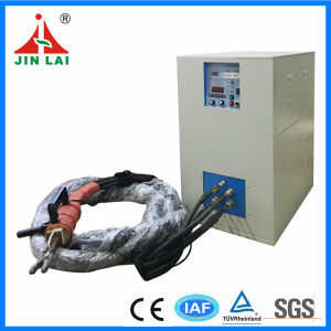 IGBT Easy Operation Evaporator Copper Tubing Handheld Induction Brazing Machine (JLS-10) pictures & photos