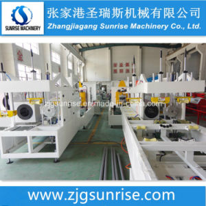 Zhangjiagang Sunrise PVC Pipe Extrusion Line (110-315mm) pictures & photos