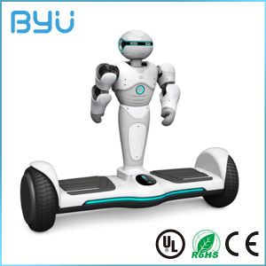 Artificial Intelligence Robot Two Wheel Self-Balance E-Scooter pictures & photos