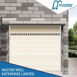 High Security Remote Control Roller Shutter Door for Garage pictures & photos