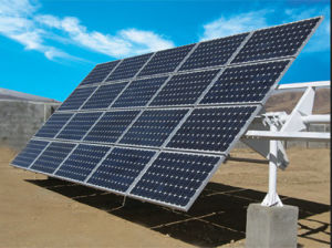 a-Grade Cell High Efficiency 10W-300W PV Solar Panel Mono and Poly pictures & photos