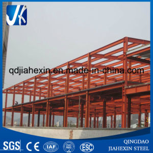 High Quality Low Cost Prefab Painting Light Steel Structure Warehouse pictures & photos
