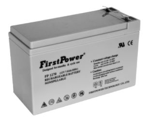 Main Power Battery Fp1270 pictures & photos