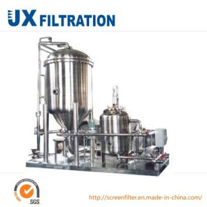 Automatic Candle Type Beer Diatomite Earth Filter pictures & photos