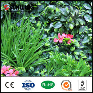 Wedding Decoration Cheap PE Artificial Flower Plants Hedges with SGS Ce